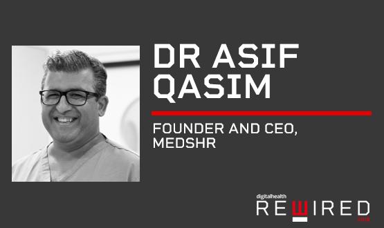 Rewired Speaker Profile - Asif Qasim