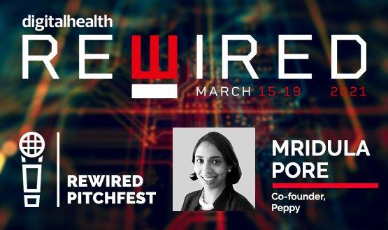 Digital Health Rewired Pitchfest 2021 winner profile: Peppy Health