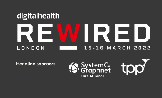 Digital Health Rewired returns for 2022 – here's what's in store